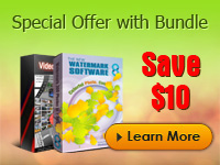 Special Offer with Photo Watermark + Video Watermark Bundle