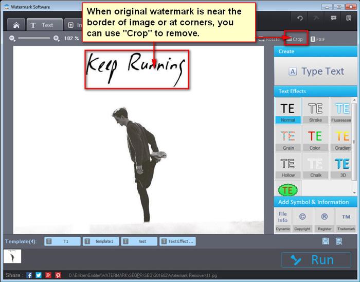 remove watermark free download