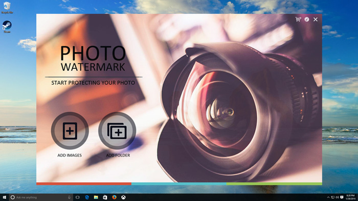 Windows 10 watermark software