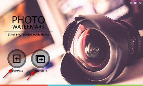 how to make a bokeh effect