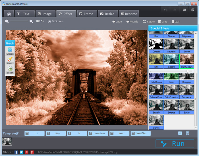 Digital Infrared Photography and Post Processing