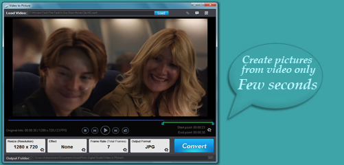 Video to Picture Converter V5.3 Free License Giveaway !