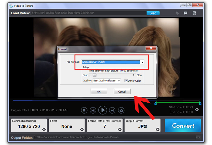How to Convert YouTube to GIF in a Few Clicks